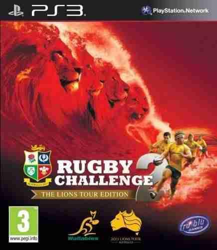 Descargar Jonah Lomu Rugby Challenge 2 [MULTI][Region Free][FW 4.3x][iNSOMNi] por Torrent